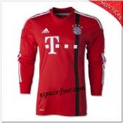 Maillots Bayern Munich Extérieur 2014 15 Gardien Lyon