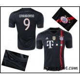 Maillots Bayern Munich Lewandowski 2015 Race Third Marseille