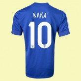 Maillots Brésil (Kaka 10) 2015/16 Extérieur Nike Soldes Lyon