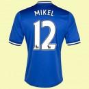 Maillots Chelsea (Mikel 12) 2015/16 Domicile Vente En Ligne