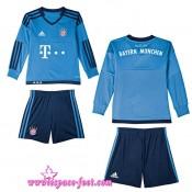 Maillots De Foot 2015/16 Bayern Munich Maillot Enfant Kits 2015/16 Game Domicile Manche Longue Gardien Catalogue