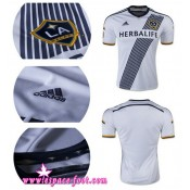 Maillots De Foot - Maillot La Galaxy 2015 Game Domicile