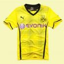 Maillots Dortmund 2015/16 Domicile Puma Avec Flocage Officiel Pas Cher Lyon