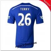 Maillots Fc Chelsea (Terry 26) 2014 15 Domicile Prix