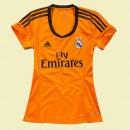 Maillots Femmes Real Madrid 2015/16 Gardien De But #3160 Nouveau