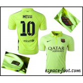 Maillots Foot Barcelone Messi 2015 Race Third Réduction
