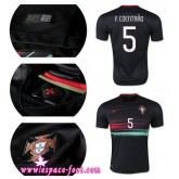 Maillots Foot - Maillot Portugal F.Coentrao 2015 Game Extérieur Pas Cher Marseille