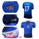 Maillots Foot - Maillot Usa Altidore 2015 Game Extérieur