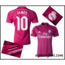 Maillots Foot Real Madrid James 2015 Race Extérieur