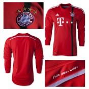 Maillots Gardien Bayern Munich 2014 2015 Extérieur Soldes France