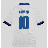 Maillots Inter Milan (Kovacic 10) 2015/16 Extérieur Nike Officiel Pas Cher