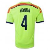 Maillots Japon 2014 Coupe Du Monde Honda Exterieur
