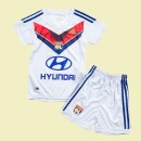 Maillots Juniors Lyon 2014-2015 Domicile #3122 Site Officiel France