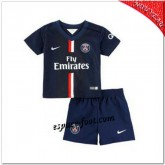 Maillots Paris Saint Germain Domicile 2014 2015 Enfant Trousse Soldes Nice