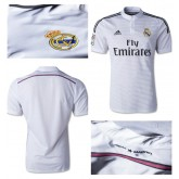 Maillots Real Madrid 2014-15 Domicile
