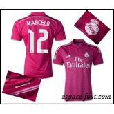 Maillots Real Madrid Marcelo 2015 Race Extérieur