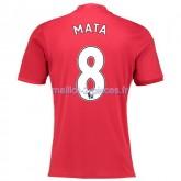 Mata Manchester United Maillot Domicile 2016/2017