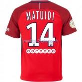 Matuidi Paris Saint Germain Maillot Exterieur 2016/2017