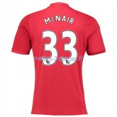 McNair Manchester United Maillot Domicile 2016/2017