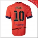 Messi 10 Maillot Foot Barcelone Fc Extérieur 2014 2015 Nice