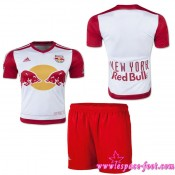 New York Red Bulls Maillot Baby Kits 2015/16 Game Domicile Maillot De Foot 2015/16