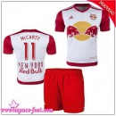 New York Red Bulls Maillots Foot Mccarty Baby Kits 2015-16 Game Domicile Maillots De Foot Mccarty 2015-16