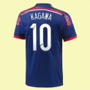 Nouveau Maillot De Foot Japon (Kagawa 10) 2014 World Cup Domicile Adidas