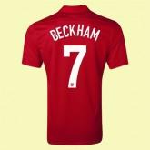 Nouveau Maillot Foot Angleterre (Beckham 7) 2014 2015 Extérieur Nike Magasin De Sortie
