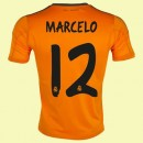 Nouveaux Maillot Foot Fc Real Madrid (Marcelo 12) 15/16 3rd Adidas