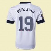Nouveaux Maillot Football Usa (Wondolowski 19) 2014 2015 Domicile Nike Alsace