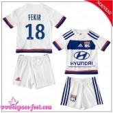 Olympique Lyonnais Maillot Foot Fekir Enfant Kits 2015 2016 Game Domicile Maillot Foot Fekir 2015 2016 Soldes Marseille