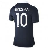 Pas Cher France Coupe Du Monde 2014 ( 10 Benzema ) Maillot Domicile