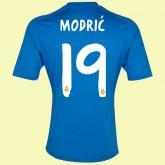 Personnalisé Maillot Foot Real Madrid (Modric 19) 15/16 Extérieur Adidas