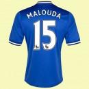 Personnaliser Maillot De Foot Chelsea (Malouda 15) 15/16 Domicile Adidas France