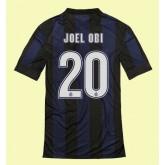 Promo Maillot De Foot (Joel Obi 20) Inter Milan 2014 2015 Domicile Pas Cher Provence