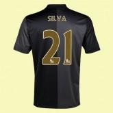Solde Maillot Football Manchester City (Silva 21) 15/16 Extérieur Nike