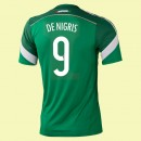 Soldes Maillot Du Foot (De Nigris 9) Mexique 2014 World Cup Domicile Site Officiel France
