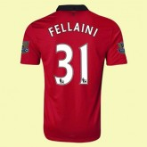 Soldes Maillot Manchester United (Fellaini 31) 15/16 Domicile Nike