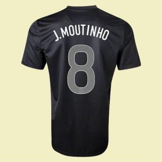 Tout Les Maillot (Jo?O Moutinho 8) Portugal 15/16 Extérieur Nike Avec Flocage Officiel Vente En Ligne