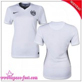 Uswnt Maillot Femme 2015 2016 Game Domicile Coupe Du Mondemaillot Foot 2015 2016