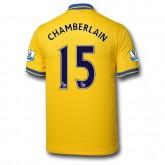 Vente De Maillot De Foot Arsenal (Chamberlain 15) 15/16 Extérieur Nike Faire Une Remise