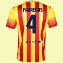 Vente De Maillot Du Foot Fc Barcelone (Cesc Fàbregas 4) 15/16 Extérieur Nike Marseille