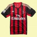 Vente Maillot Ac Milan 2014 2015 Domicile Adidas Fiable Pas Cher Lyon