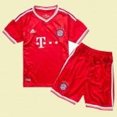 Vente Maillot De Enfant Bayern Munich 2014 2015 Domicile #3107 Hot Sale