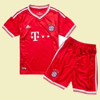 Vente Maillot De Enfant Bayern Munich 2014 2015 Domicile #3107 Hot Sale
