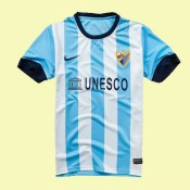 Vente Maillot De Football Malaga Cf 2014 2015 Domicile Nike France