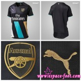 Vente Maillot Foot Arsenal 2015-2016 Troisième Escompte