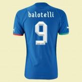 Vente Maillots Italie (Balotelli 9) 2014 2015 Domicile Puma