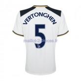 Vertonghen Tottenham Hotspur Maillot Domicile 2016/2017